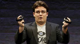 Oculus Rift VR inventor Palmer Luckey is creating new surveillance technology he hopes will be put to use as a 'virtual wall' guarding our southern border and military bases