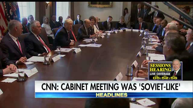 Media Trolls Trump Over 'Shameful, Pathetic, Un-American' Cabinet ...