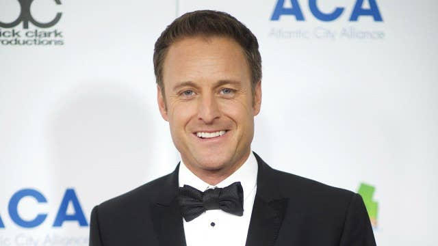 Dating game host by chris harrison