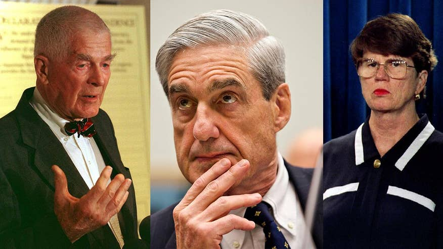 As the Russian investigation plays out, here's a roundup of past high-profile special counsels - what were they, who was involved, and how long did they last?