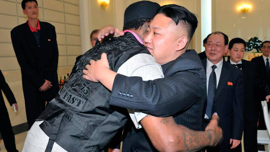 Why is Dennis Rodman so popular in North Korea? A look at his current trip and an overview of his previous visits