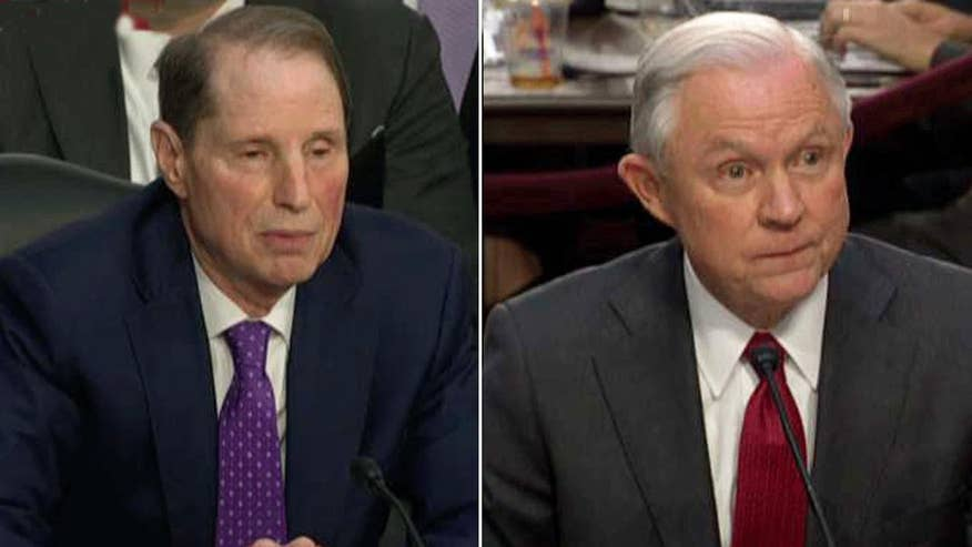 Attorney general denies 'stonewalling' the Russian investigation