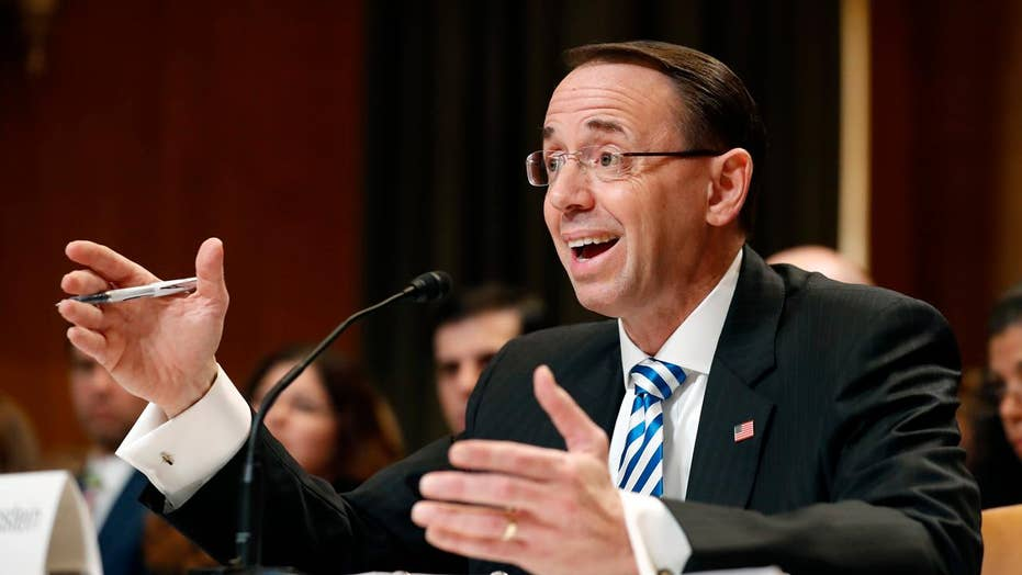 Rosenstein: Mueller has full independence for Russia probe
