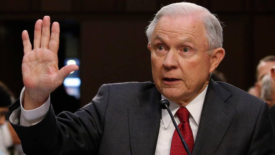 Sessions: Accusations of collusion are an appalling lie