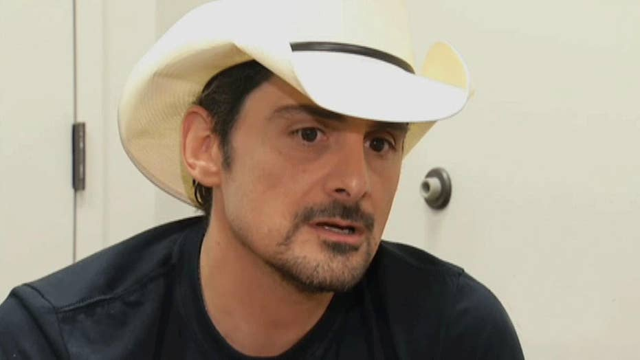 Brad Paisley talks Vietnam, veterans and new collection