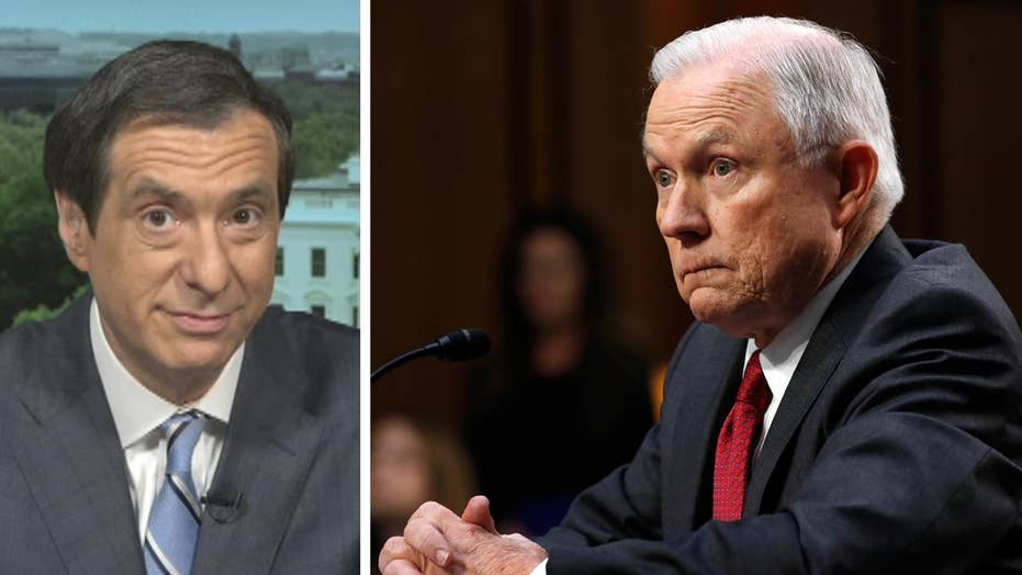 Kurtz: Controversy swirls around Sessions and Mueller