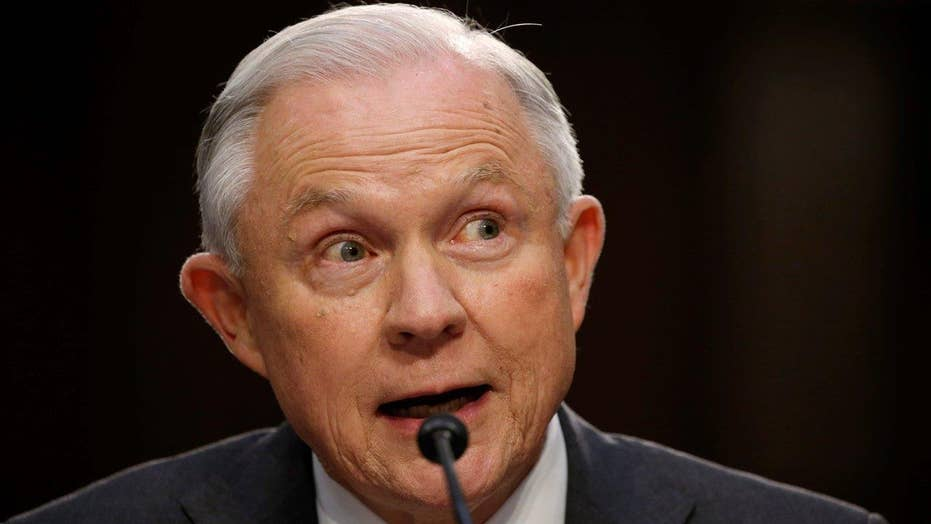 Sessions defends himself over Russia collusion allegations