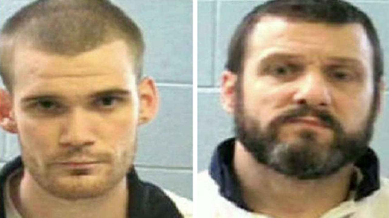 Escaped inmates still on the run stole second pickup truck