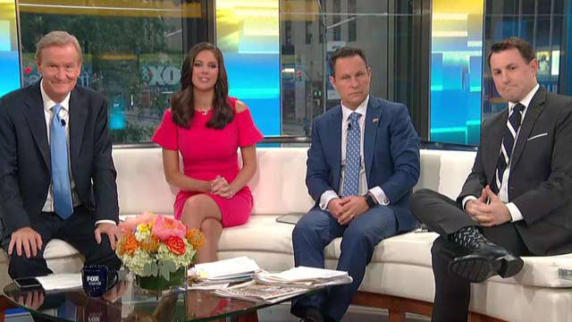 Welcome to the 'Fox & Friends' family Todd Piro