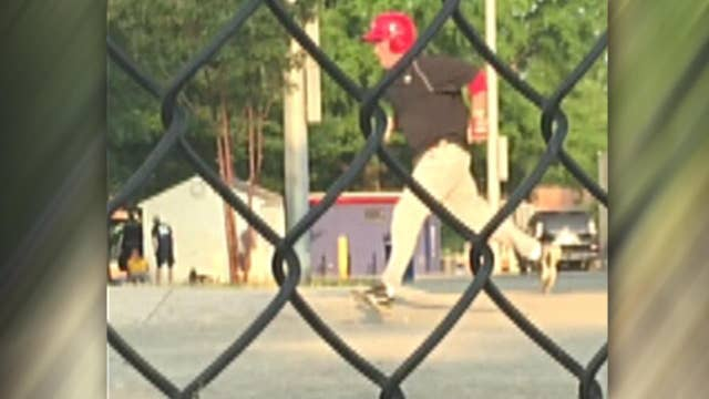Graphic content: Gunman opens fire on GOP baseball practice