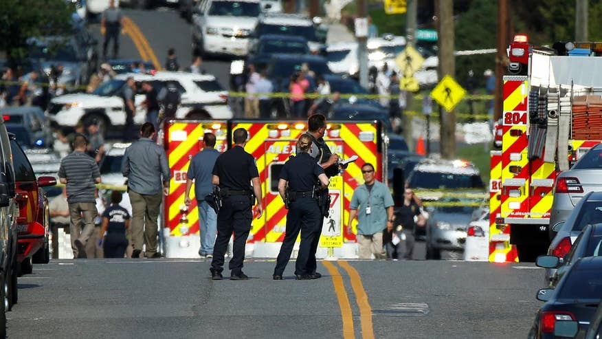 Republican senator describes gunman advancing towards open field, says 50 or 60 shots were fired