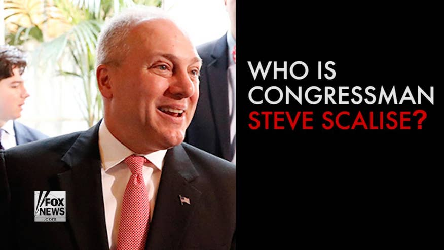 During a congressional baseball game practice, Congressman Steve Scalise (R-La) was shot. Take a look at his congressional background and accomplishments