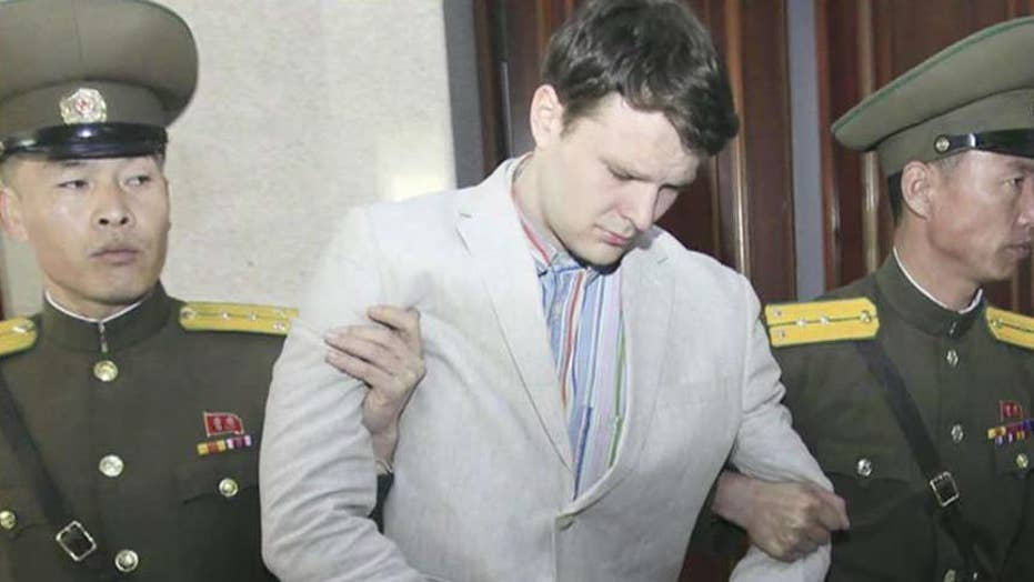 Tucker to interview Otto Warmbier's parents