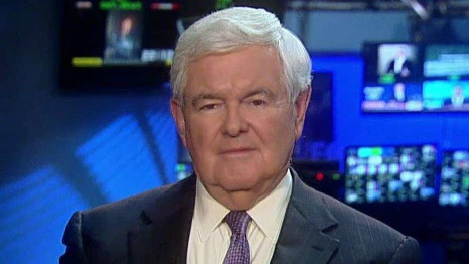 Gingrich: We're in a clear-cut cultural civil war