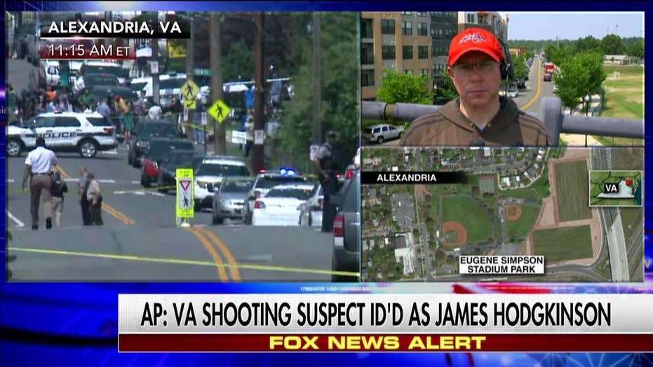 Scalise Shooting Suspect Identified as James Hodgkinson