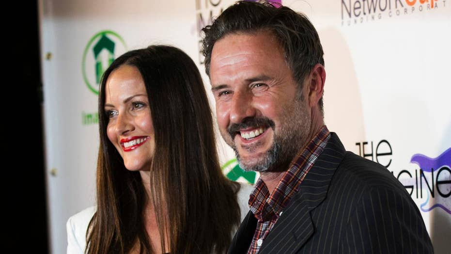 David Arquette, wife recall struggles with second pregnancy