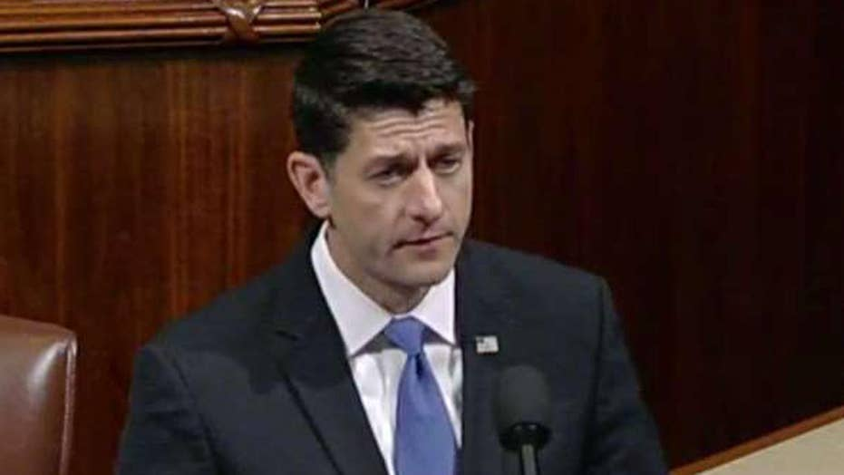 Ryan: An attack on one of us is an attack on all of us