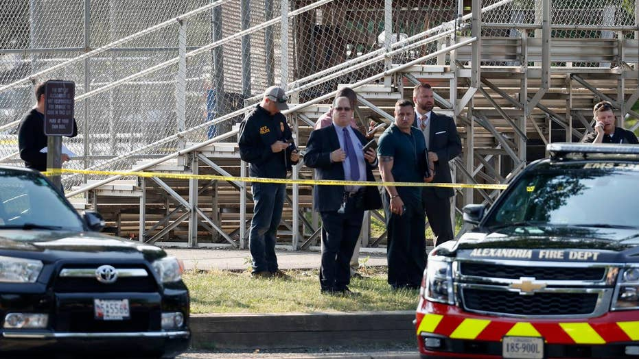 Will Scalise shooting cool heated political rhetoric?