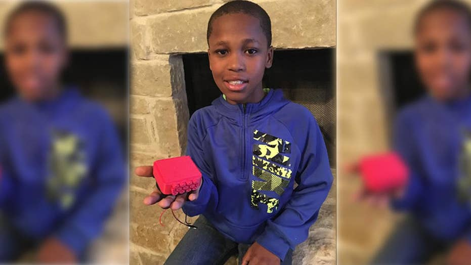 Fifth grader creates device to save children from hot cars