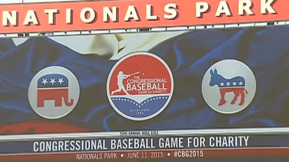 Congressional Baseball Game: A brief history