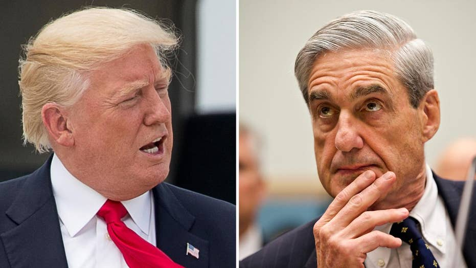 Rpt: Mueller investigating Trump for obstruction of justice