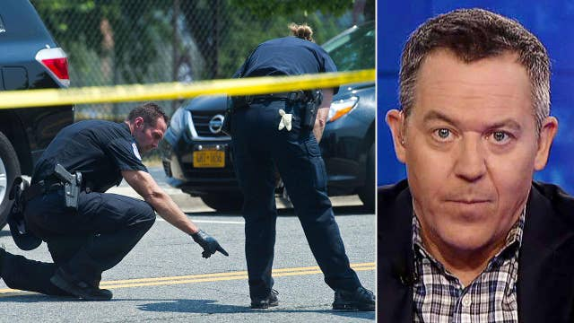 Gutfeld: The blame game of today's shooting