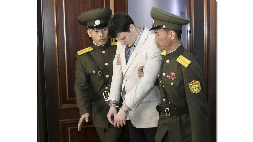 New reaction from family and doctors on Otto Warmbier's health after returning home from a North Korean prison