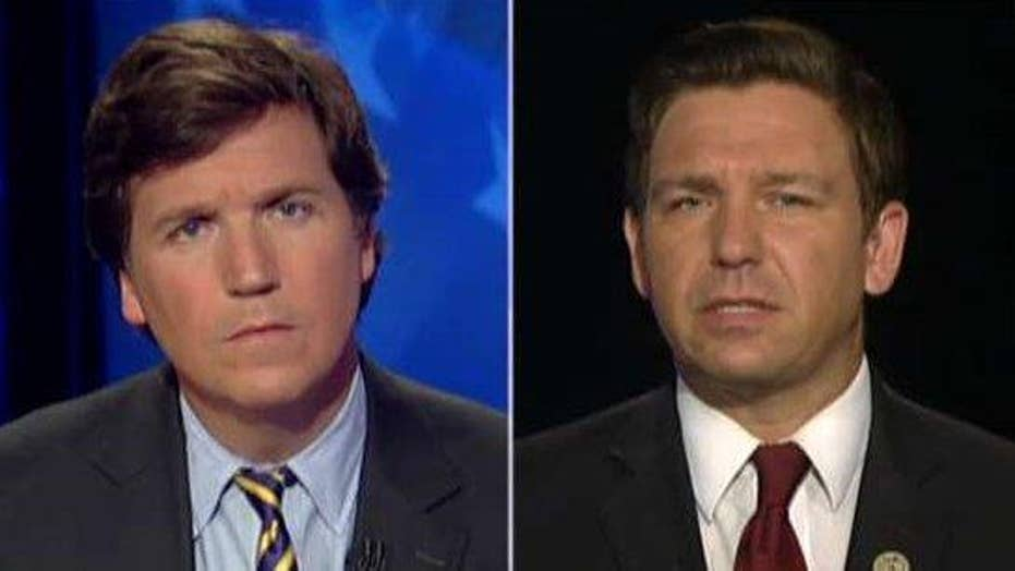 Rep. DeSantis: My encounter with the shooter