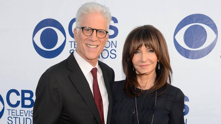 How Ted Danson helped wife heal