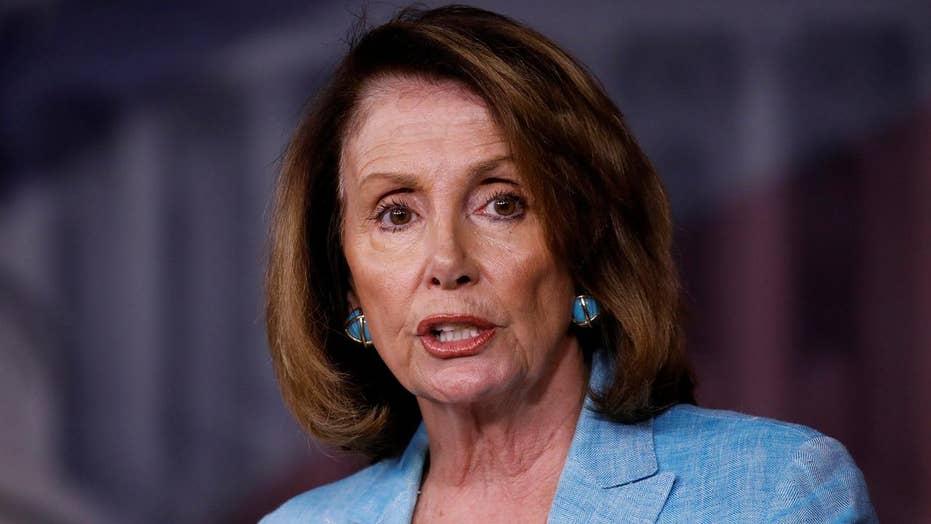 Pelosi discusses political rhetoric in wake of shooting
