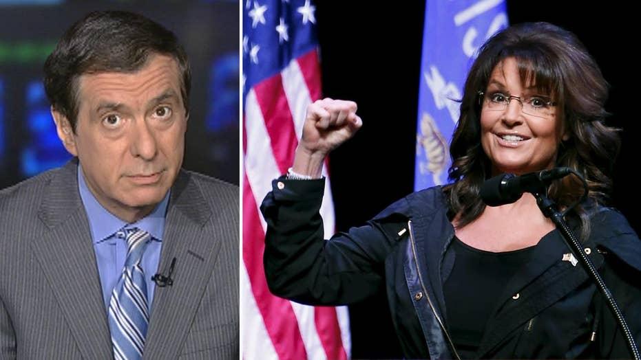 Kurtz: The belated vilification of Sarah Palin