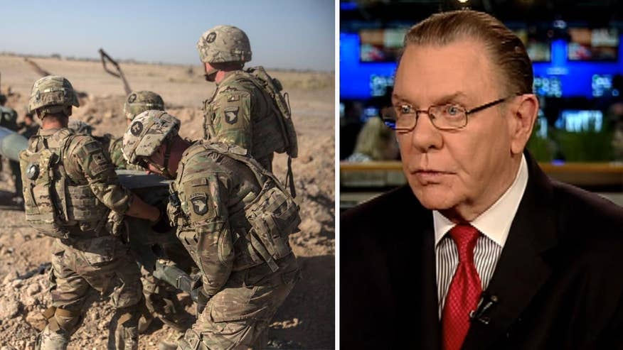 Fox News military analyst General Jack Keane weighs in on reports the Pentagon may send an additional 4,000 troops to Afghanistan