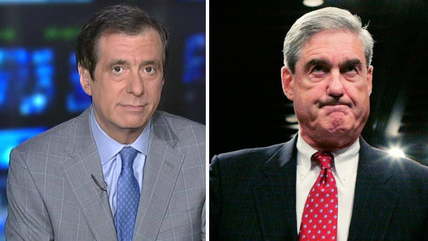 'MediaBuzz' host Howard Kurtz weighs in on media claiming 'bombshell report' for every nugget of news leaked about Robert Mueller's investigation