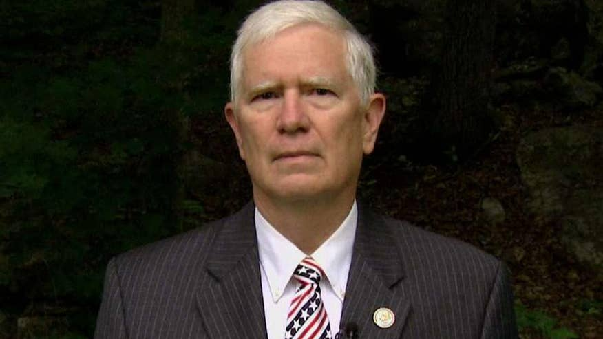 Alabama congressman speaks out on 'Sunday Morning Futures'