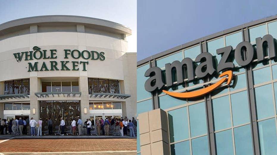 Should President Trump block Amazon deal?