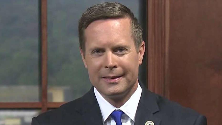 Rep. Davis describes attack on congressional baseball team