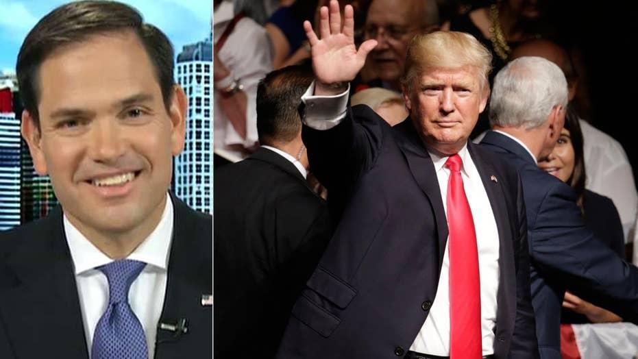 Sen. Marco Rubio: Trump's Cuba policies are very appropriate