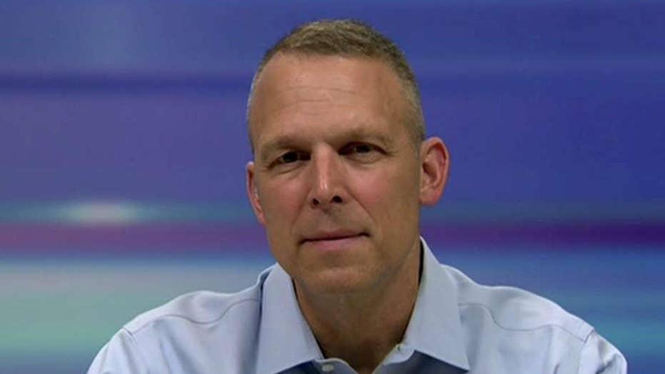 Rep. Scott Perry on dialing back hostile rhetoric