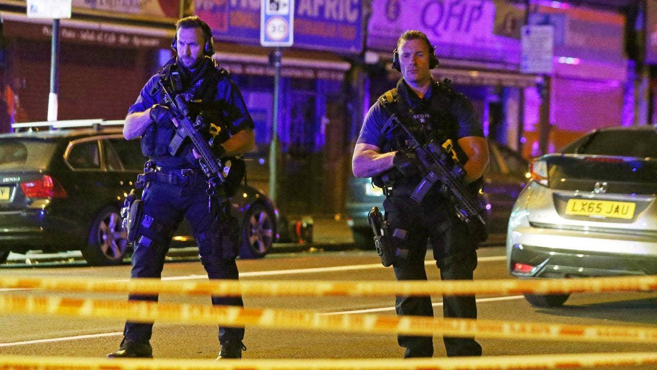 FOX NEWS: London crash: What we know so far