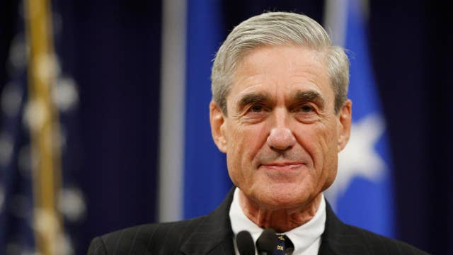 Mueller's team of attorneys includes Democratic donors