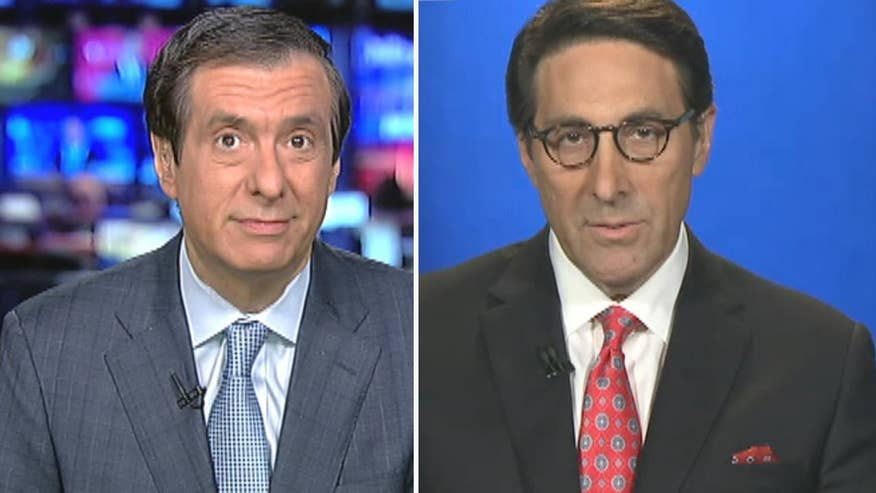 'MediaBuzz' Howard Kurtz reacts to Jay Sekulow's confusing and conflicting statements on whether or not President Trump is being investigated by Special Counsel Robert Mueller