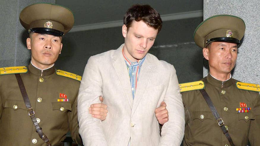 US student Otto Warmbier, who was held prisoner in North Korea, has died after returning home to Ohio with a neurological injury