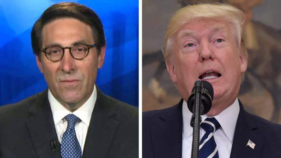 Jay Sekulow: There is nothing to investigate