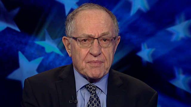 Dershowitz: Both GOP, Dems trying to criminalize too much