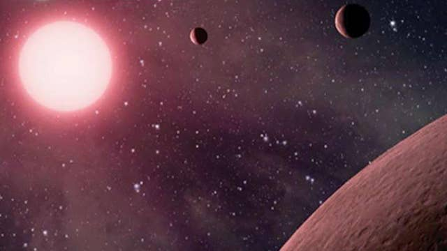 NASA finds evidence of 10 Earth-like planets