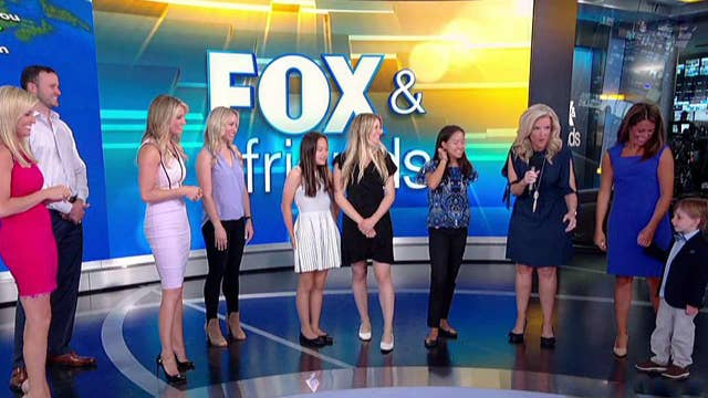 After the Show Show: Visiting the 'Fox & Friends' studio