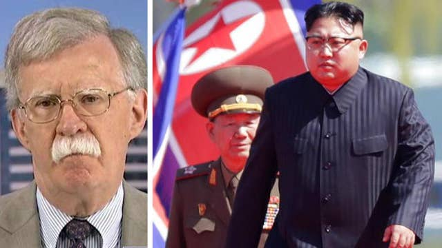 Amb. Bolton: We need to end the North Korean regime