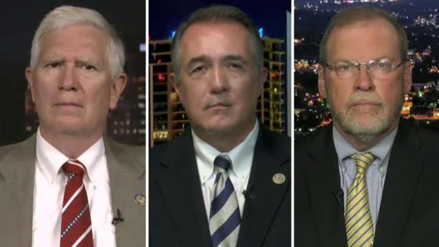 GOP lawmakers react to being named by Scalise shooter