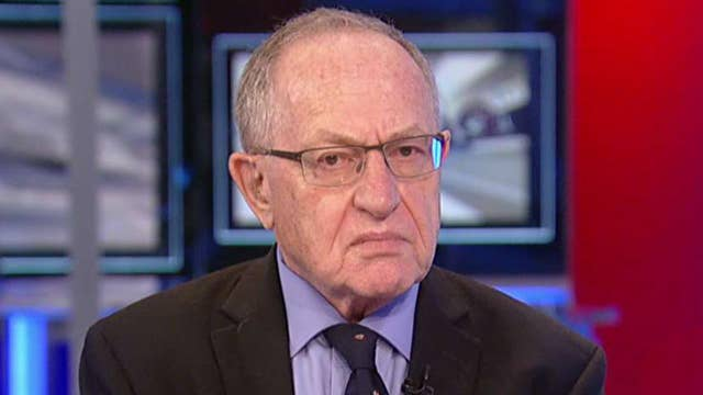 Dershowitz: Presidents cannot be charged while in office