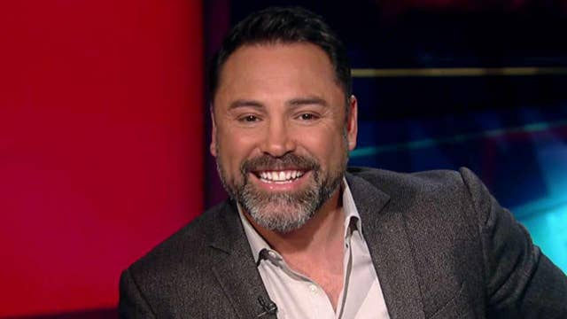 Oscar De La Hoya balks at Mayweather-McGregor fight